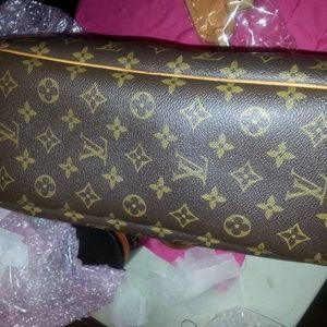 Louis Vuitton Bags - Deauville Louis Vuitton Bag Brown